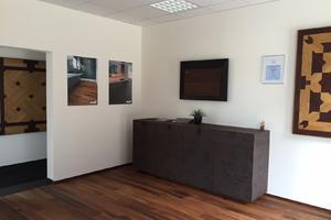 Unsere neuen Ausstellungsräume
