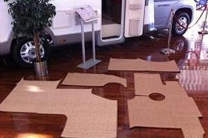 Wohnmobil-Teppichboden