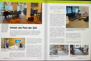 Artikel des SN-Verlag Hamburg / FussbodenTechnik 5/2021